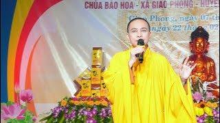 Hát Chèo Phật Tử Đi Lễ Chùa. Đại Đức Thích Thanh Hải