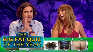 Carol Vorderman Doesn't Know What Fingering Is | The Big Fat Quiz Of The '80s BEST OF | Dead Parrot