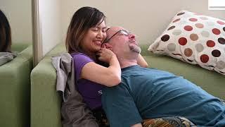 Watch A Professional Cuddling Session