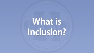 Shelley Moore – What is Inclusion?