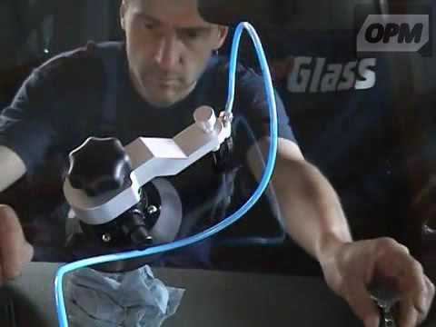 WSR 150 RUS Профессиональный набор для ремонта ветровых стекол ProGlass