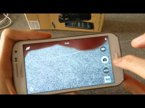 Samsung Galaxy K Zoom - Focus Fotocamera