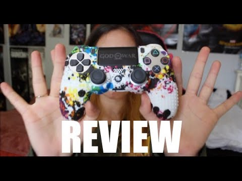 Dualshock 4 Controller Skin Review [VGFGamers]