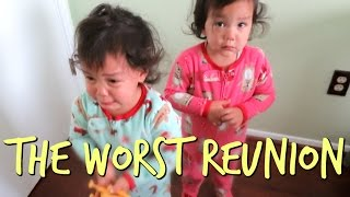 The WORST Reunion Ever - September 26, 2016 -  ItsJudysLife Vlogs