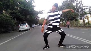 Panda - marimba remix | Rakesh yadav |Urban Dance| R & B chore