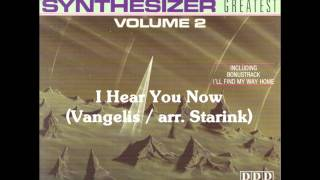 I Hear You Now (Vangelis / Anderson / arr. Starink)