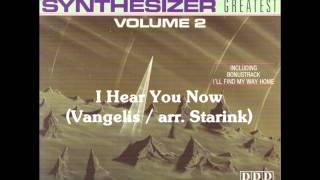 I Hear You Now (Vangelis / Anderson / arr. Starink)