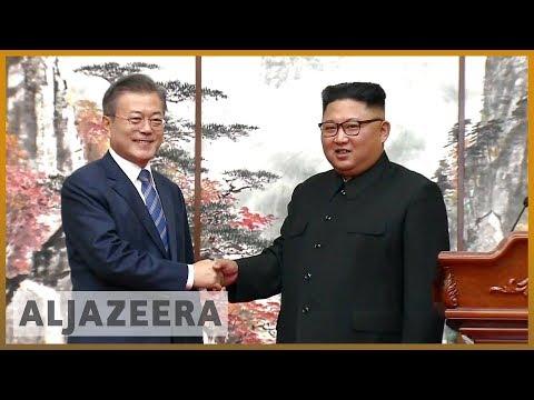 🇰🇵 North Korea's Kim agrees to 'dismantle' key missile test sites | Al Jazeera