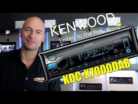 Kenwood KDC-X 7000 DAB -REVIEW- Autoradio mit Bluetooth, Android-Music und DAB+