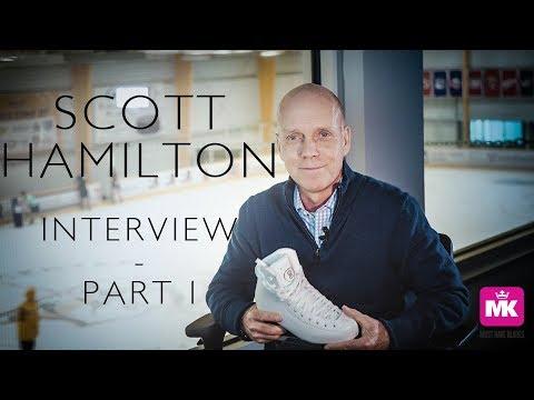 Scott Hamilton Interview Part 1 | MK Blades