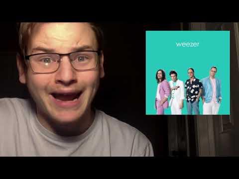 """ALBUM REVIEW: Weezer – """"Weezer (Teal Album)"""""""