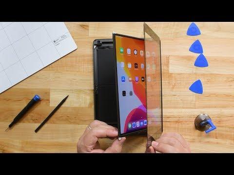 iPad 7 Teardown— Screen Gets Bigger, Battery Stays The Same?