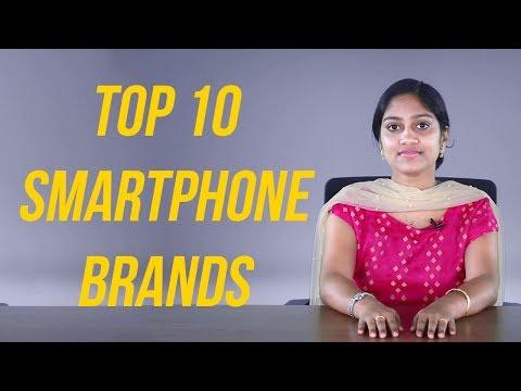 Top 10 Smartphone Brands | Tech Malayalam