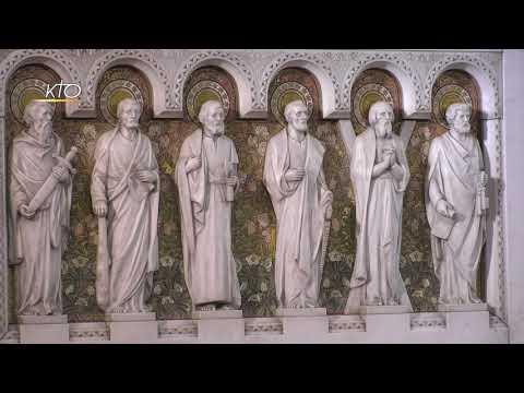 Prière du Milieu du jour du 27 juillet 2021 des Bénédictines du Sacré-Coeur de Montmartre
