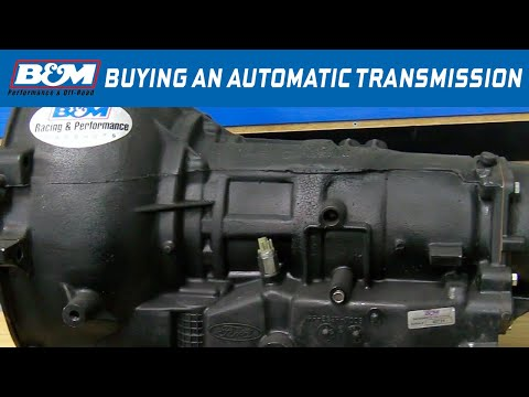 Tech Tip: Things to Consider When Buying an Automatic Transmission
