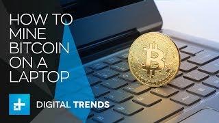 Kannst du Bitcoin mit deinem Laptop