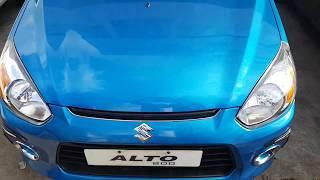 2017 Maruti Suzuki Alto 800 In-depth review | Alto 800 LXi | Cerulean Blue | Hindi