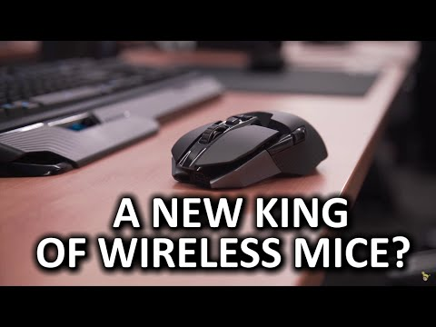 Logitech G900 Chaos Spectrum Review – The best wireless mouse ever?