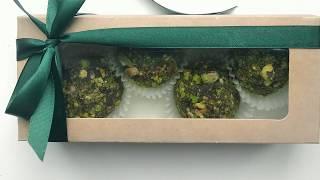 Рецепт Веганские конфеты из орехов и фиников | Рецепт | Торты на заказ СПб @VeryBerryCake