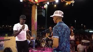 Davi Ft. Mumuzinho Cantando Fulminante No Show