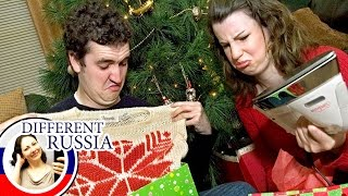 What Presents Russians Get for Christmas and New Year's Day ?