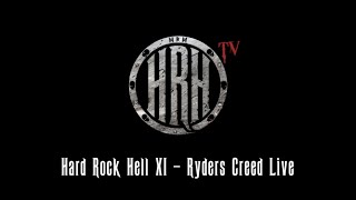 HRH TV – Ryders Creed Live @ Hard Rock Hell XI