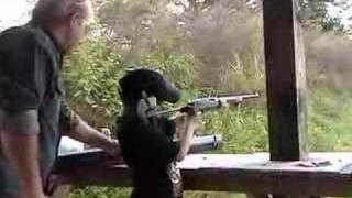 My Wife And Kids Shooting AK47 AR15 SW357