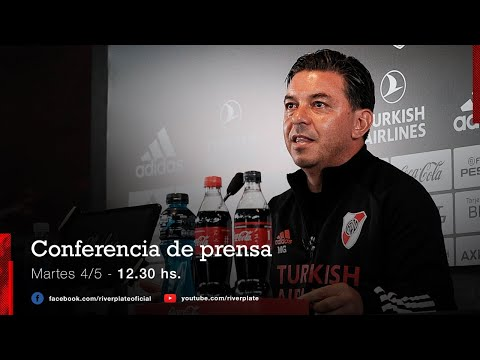 Marcelo Gallardo en conferencia de prensa [4/5/2021 - 12.30 hs.]