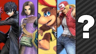 So... What's next for Smash Ultimate DLC?