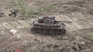 FPV Tank Belgium - T-2