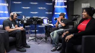 "DMC Performs ""Sucker MCs"" on Sway in the Morning"