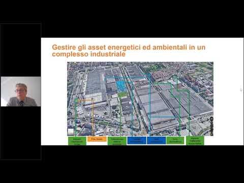 Video webinar Gestione degli asset energetici e autoproduzione di energia nell'industria chimico-farmaceutica