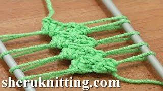 Crochet Hairpin Lace Braid Tutorial 12 Crochet Basic Hairpin Strip
