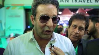 WASEEM AKRAM- Former Captain Pakistan Cricket Team