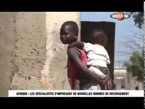 Recensement de la population en Afrique de l'Ouest et du Centre