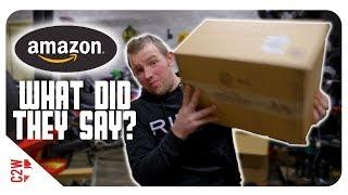 Amazon RESPONDS! | Amazon rock scam with Canon 1DX mark ii