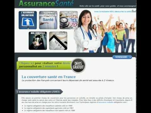 Comment faire un devis de mutuelle santé sur http://www.assurance-sante.fr