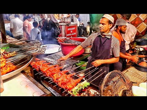 Download IFTAR Paradise of India -Mumbai's Mohammed Ali Road Ramadan | Muslim Eat-Street | Indian Street Food Mp4 HD Video and MP3