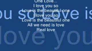 one love by Acel Bisa lyrics