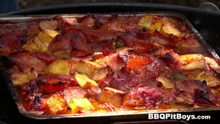 Apple Ham Casserole by the BBQ Pit Boys