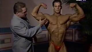 Bodybuilders - What Judges Look For