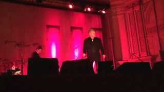 John Mellencamp Live at Carnegie Hall- April 20 2015- Stones In My Passway