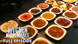 Restaurant Can't Tell Their Dishes Apart | Kitchen Nightmares