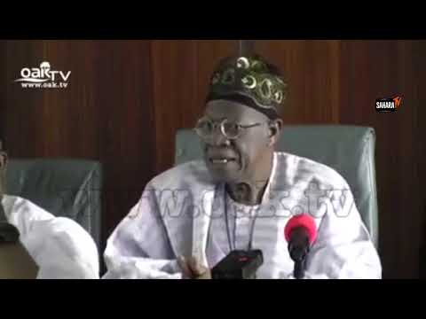 FG spends N3.5m monthly to feed El-Zakzaky - Lai Mohammed