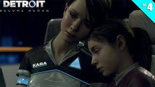 Detroit: Become Human - Ep 4 - Irréversible - Let's Play FR HD