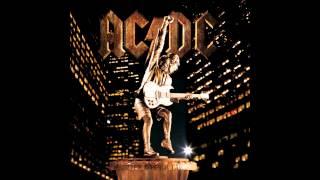 AC/DC - Can't Stand Still (Lyrics+HQ)
