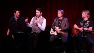 "Drew & Jonathan Scott Sing ""Hold On"" Live at Birdland"