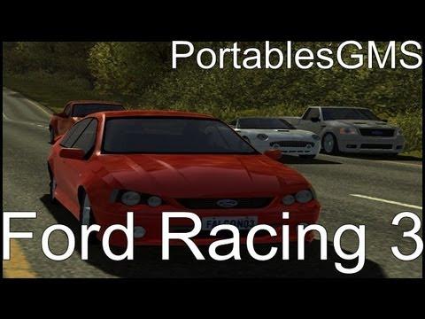 ford racing 3 pcsx2