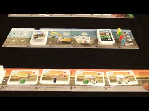 Initiative Tabletop : Bremerhaven Review with Christina