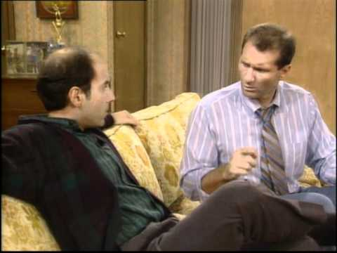 That time Homer Simpson cooked Al Bundy a meal.